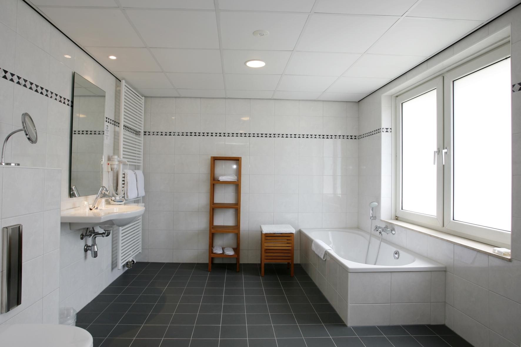 Badkamer-zorgkamer