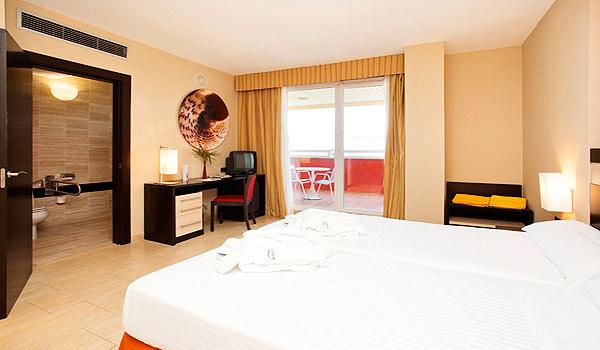 Aangepaste kamer hotel Islantilla