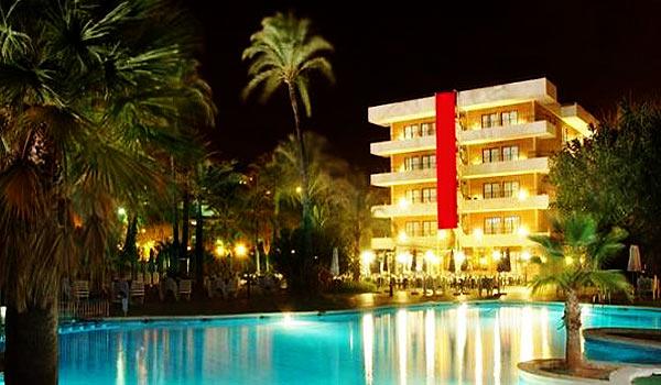 angepaste rolstoel kamer in Mallorca hotel Ray-Don-Jami